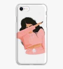Dab girl iPhone Case/Skin