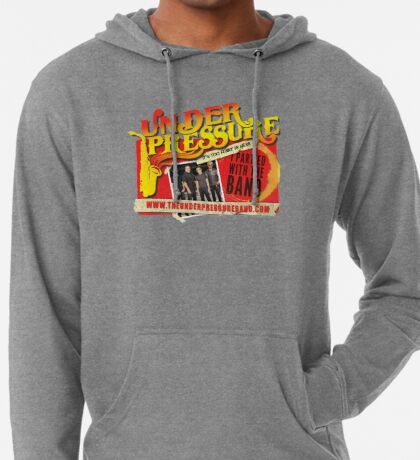 The Under Pressure Band - I partied with the band! Lightweight Hoodie