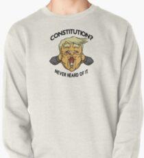 Illiteracy Pullover Sweatshirt