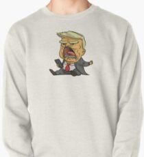 Tweeting Pullover Sweatshirt