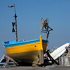 Fishing Boat by phil decocco