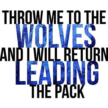 Lánzame a los lobos pt2 de tffindlay