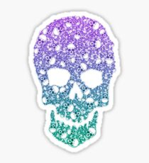 Head Full of Skulls Sticker