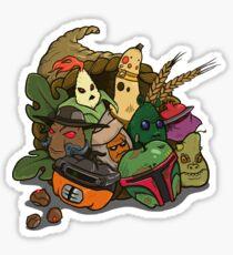 Bounty Hunters Sticker