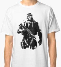 Weathered Mute Classic T-Shirt