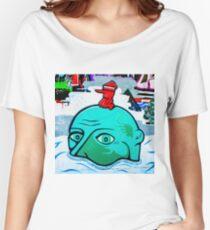 Graffiti : Brighton Women's Relaxed Fit T-Shirt