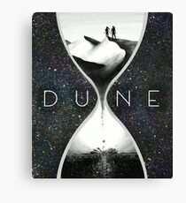 Time for Dune Canvas Print