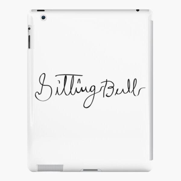 Sitting Bull iPad Snap Case