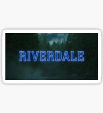 Riverdale intro sequence  Sticker
