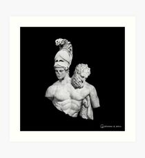 New Anatomies - Brothers Art Print