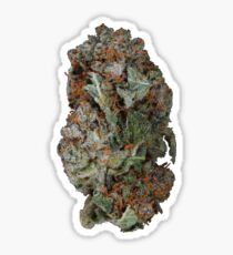 Sour Strawberry Diesel Sticker