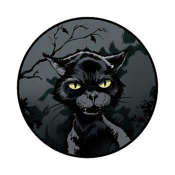 Black Cat by jvollmer