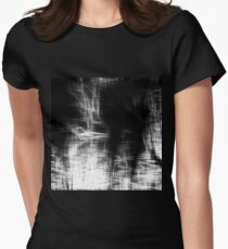 time spinning trees Womens Fitted T-Shirt