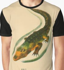 A is for Alligator Graphic T-Shirt