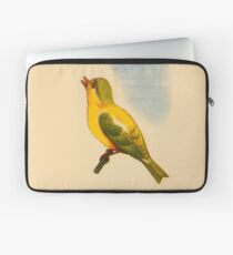 C is for Canary Laptop Sleeve
