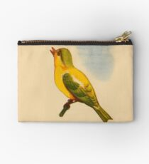 C is for Canary Studio Pouch