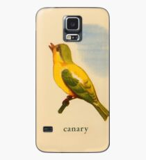 C is for Canary Case/Skin for Samsung Galaxy