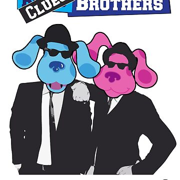 The Clues Brothers by poppedculture