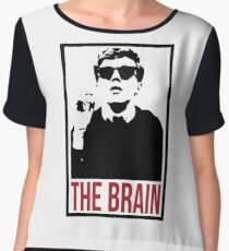 The Breakfast Club - The Brain Chiffon Top