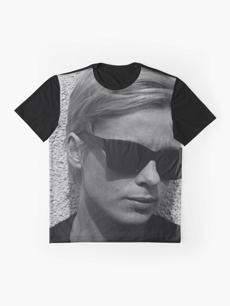 Alternate view of Bibi andersson Graphic T-Shirt