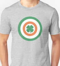 Captain Ireland Shield – Irish, America Unisex T-Shirt