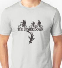 Camiseta unisex Cosas extrañas La camiseta Demogorgon al revés