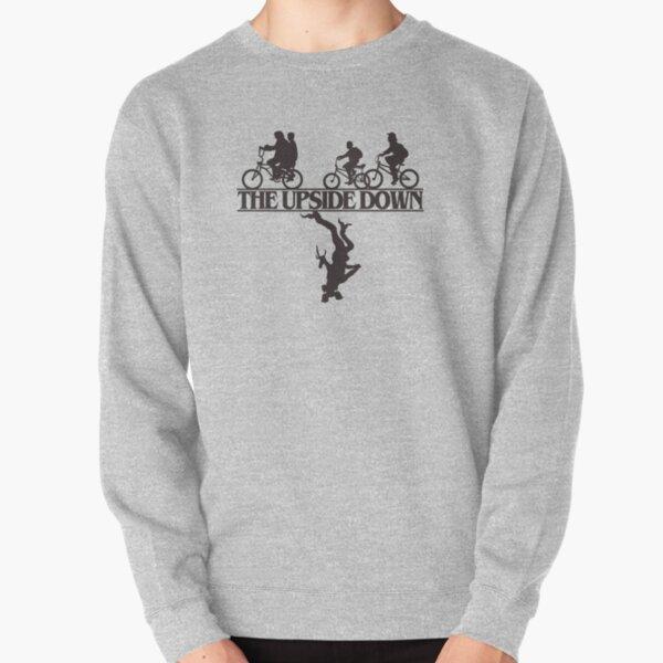 Cosas extrañas La camiseta Demogorgon al revés Sudadera sin capucha