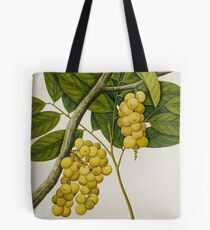 Vintage Grapes Tote Bag