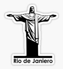 Rio De Janiero - Brasil Sticker