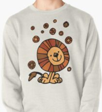 Cute Cartoon Lion Dream by Cheerful Madness!! Pullover