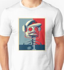 He was number one! Unisex T-Shirt