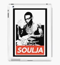 Soulja boy Obey iPad Case/Skin