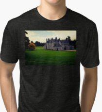 Leith Hall (Huntly, Aberdeenshire, Scotland) Tri-blend T-Shirt