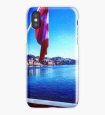 Suisse iPhone Case