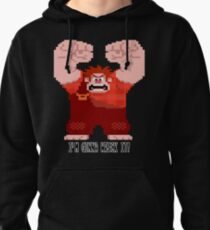Wreck-It Ralph - Gonna Wreck It! Pullover Hoodie