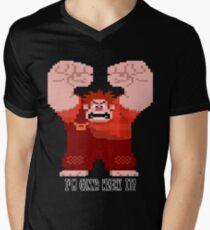 Wreck-It Ralph - Gonna Wreck It! Men's V-Neck T-Shirt