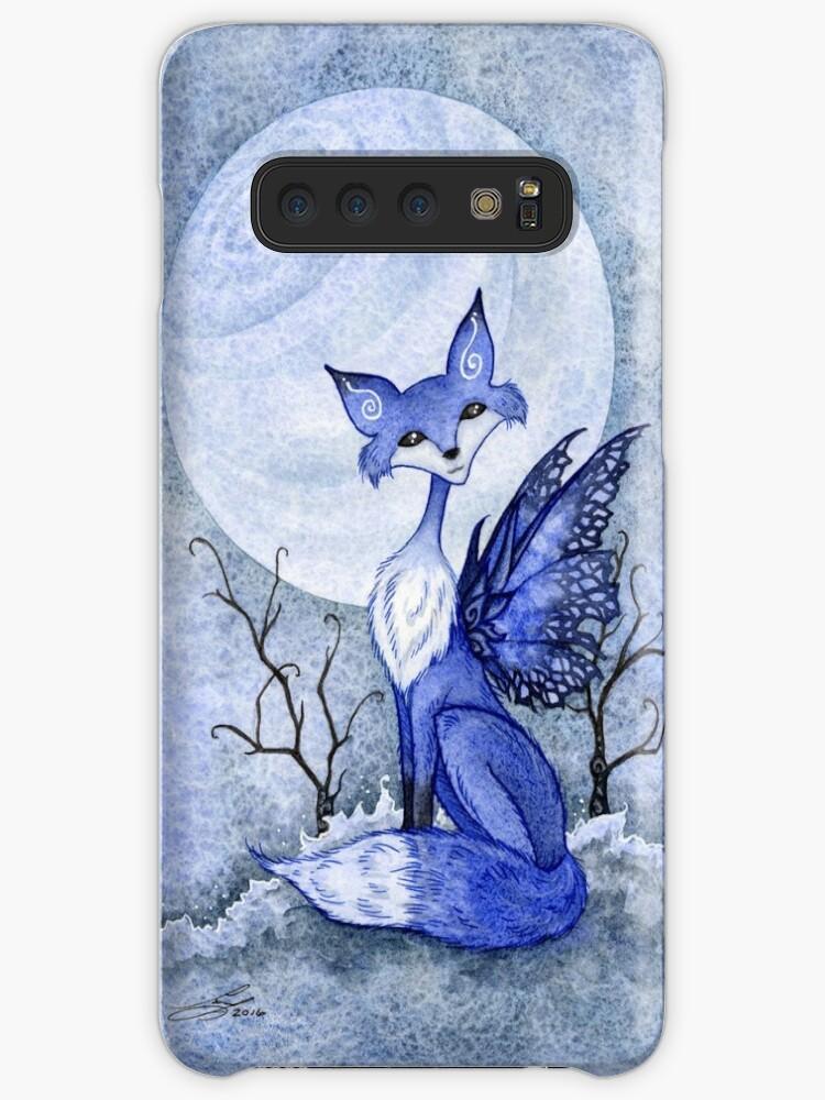 «Luna azul» de AmyBrownArt