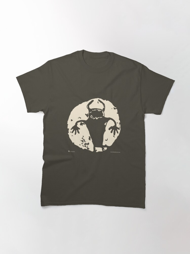 Alternate view of Forever Lost (Pale) Classic T-Shirt