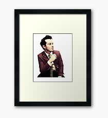 Moriarty, Jim Moriarty Framed Print