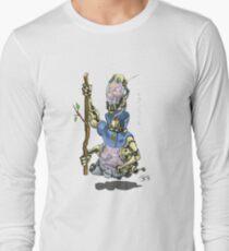 orpheani technoshaman Long Sleeve T-Shirt