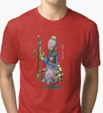 orpheani technoshaman Tri-blend T-Shirt