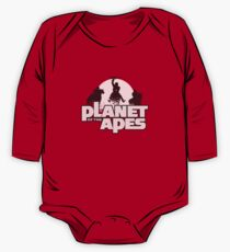 Apes on Horseback One Piece - Long Sleeve
