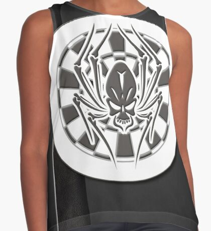 Wicked Darts Shirt Contrast Tank