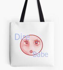 Dire Babe Logo Tote Bag