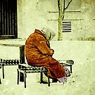 """""""Old. Cold. Alone.""""... prints and products by Bob Hall©"""