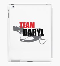 Team Daryl iPad Case/Skin