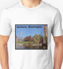 Spokane Riverside Unisex T-Shirt