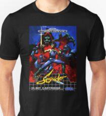 Strider (Mega Drive Box Art) T-Shirt