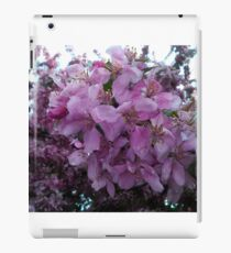 Blossoms.  iPad Case/Skin