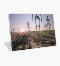 Extinction by greed  Laptop Skin